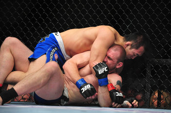MMA: UFC 155-Okami vs Belcher