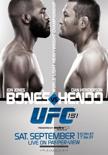 UFC_151_poster